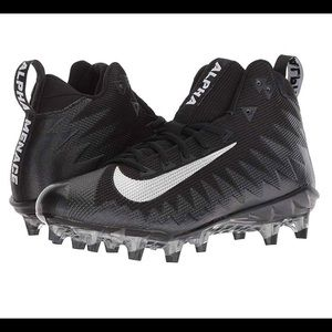 Nike Alpha Menace Pro Mid Football Cleats Men's